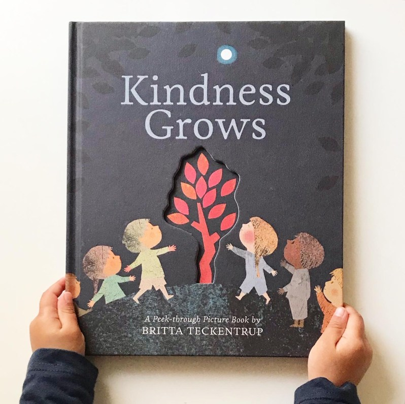 Kindness grows book review on MammaFilz.com