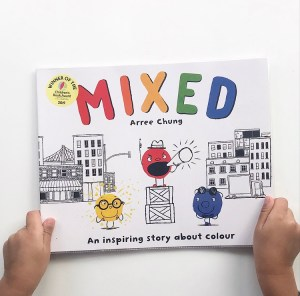 Book review of Mixed picture book on mammafilz.com