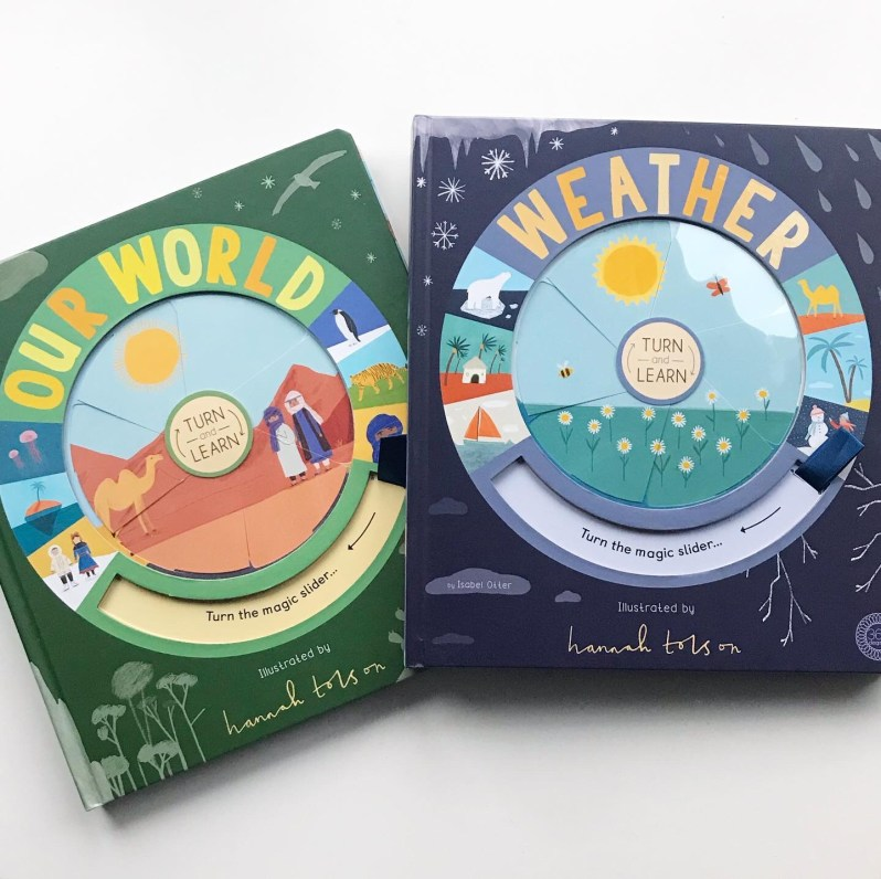 Our World and Weather book review on MammaFilz.com