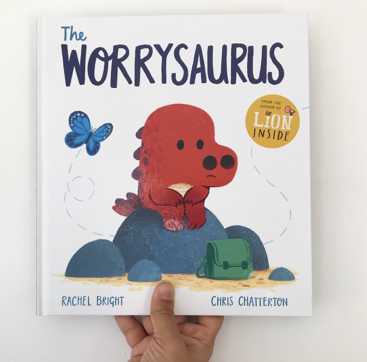 The Worrysaurus book review on MammaFilz.com