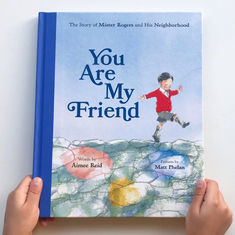 You are my friend book review on mammafilz.com