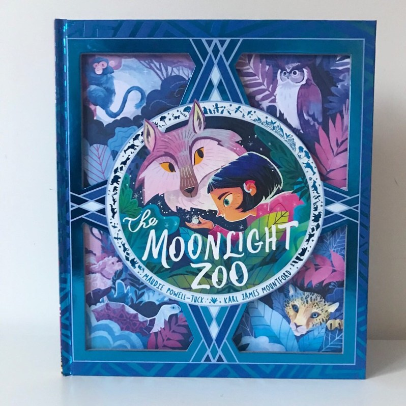 Book review on The Moonlight Zoo on mammafilz.com