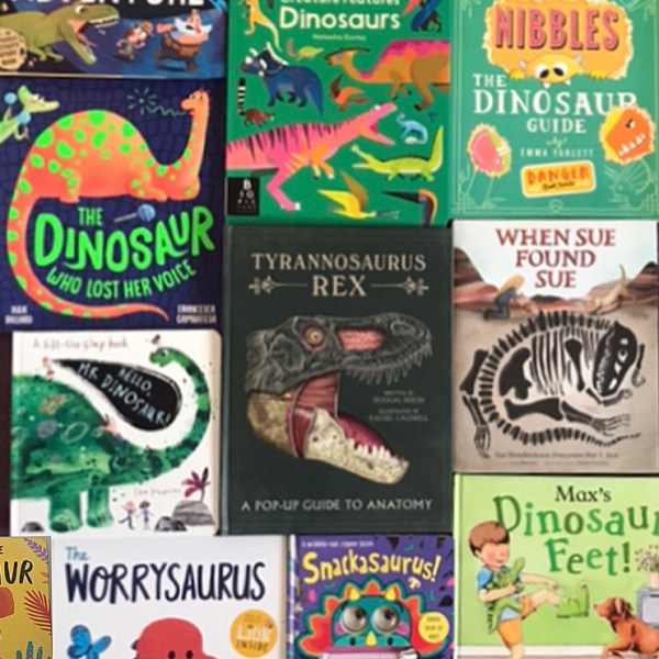 dinosaur picture book reviews on mammafilz.com