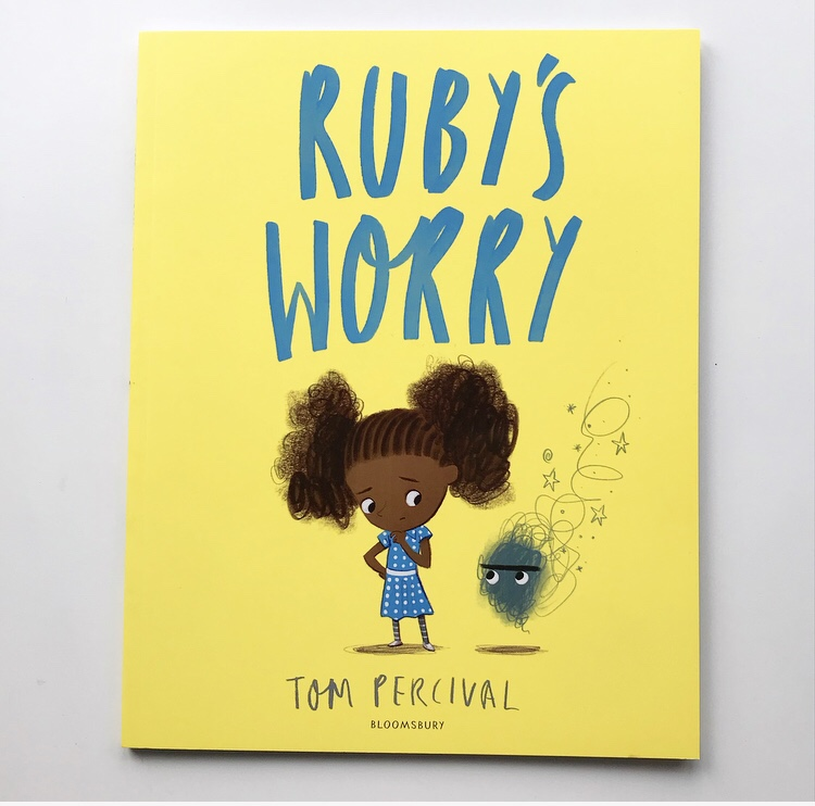 Ruby's worry picture book review on mammafilz.com