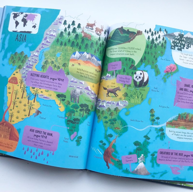Usborne book of planet earth on mammafilz.com