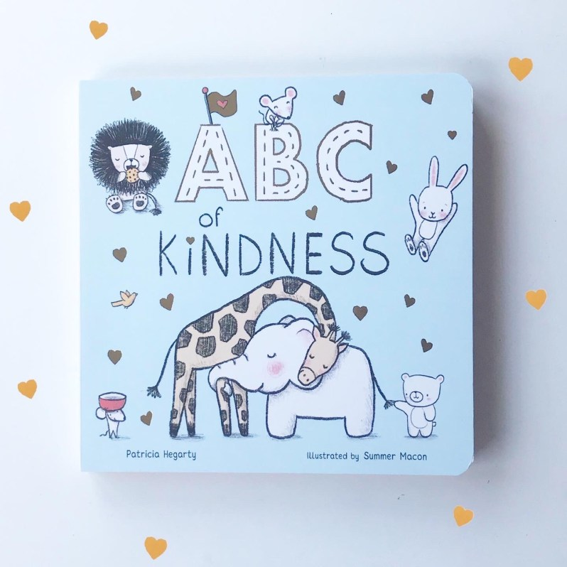 ABc of kindness book review on mammafilz.com