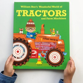 William bees wonderful world of tractors on mammafilz.com