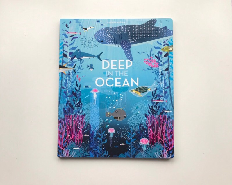 Deep in the ocean by lucie beunelliere on mammafilz.com
