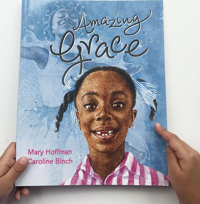 Amazing grace book review on mammafilz.com