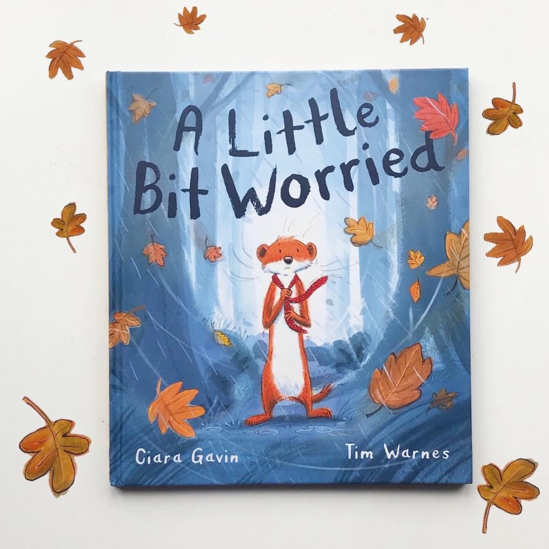 Book review A little bit worried by Ciara Gavin on mammafilz.com