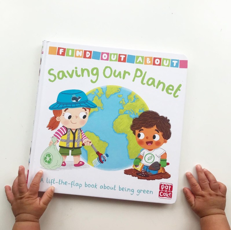 Find out about saving our planet board book review on mammafilz.com