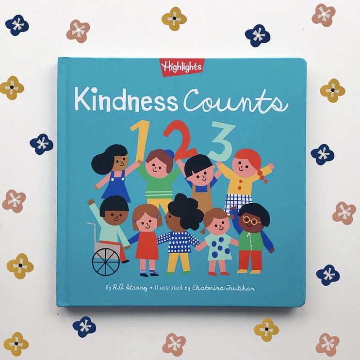 Book review kindness counts by R A Strong