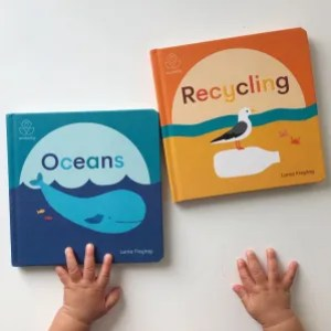 Eco  baby  oceans and recycling  book review