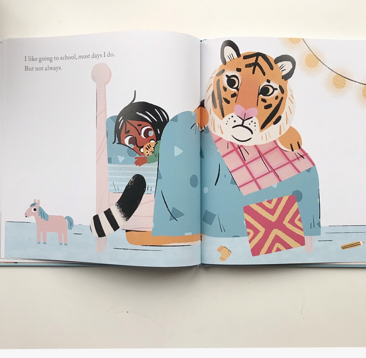 I am strong by Nadiya Hussain and Ella Bailey