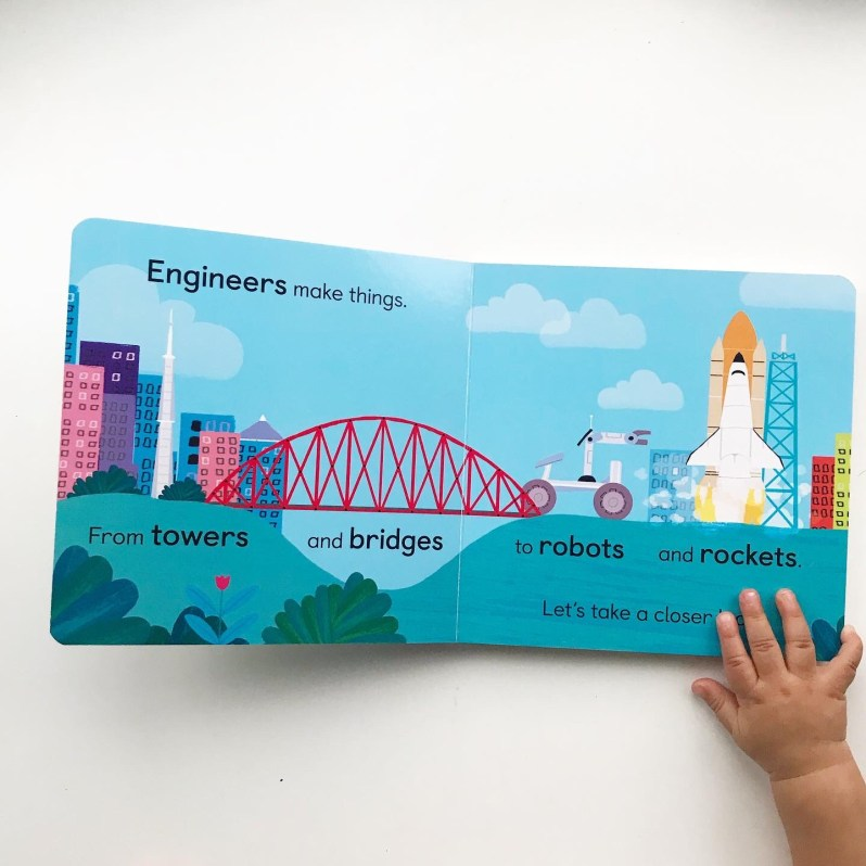 Engineering for babies on mammafilz.com