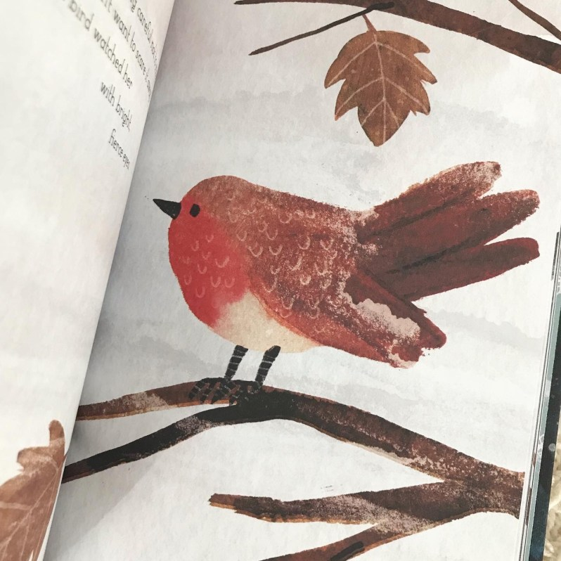 The robin and the reindeer book review