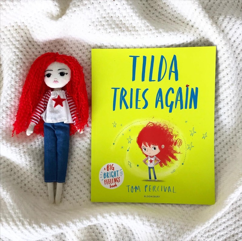 Tilda tries again book review
