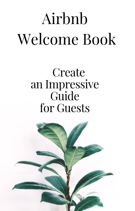 Airbnb Welcome Book | How to Create the Perfect Guestbook - Mamma Mode