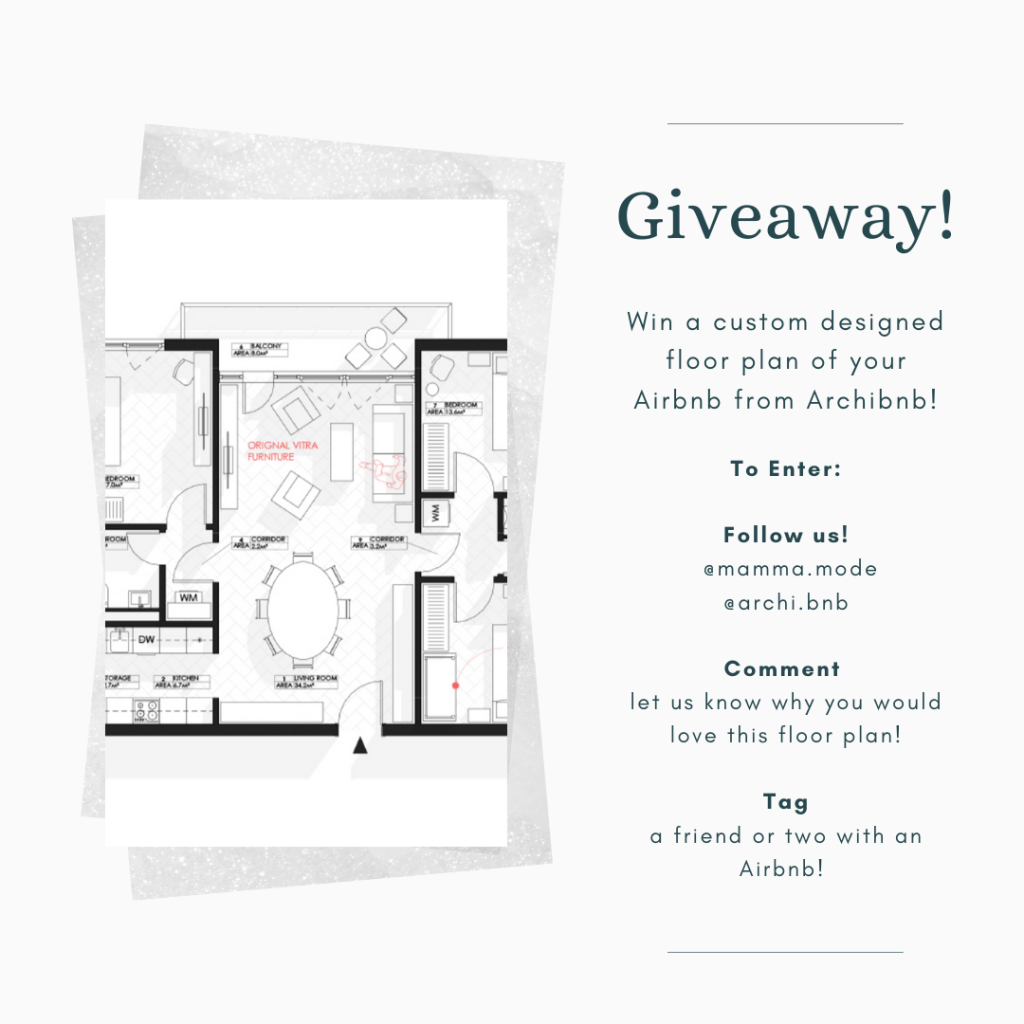 Airbnb Host Giveaway