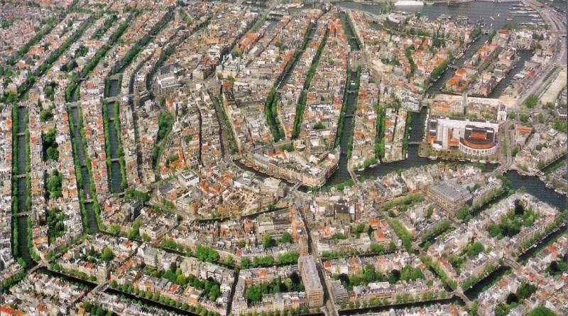 Amsterdam_Aerial