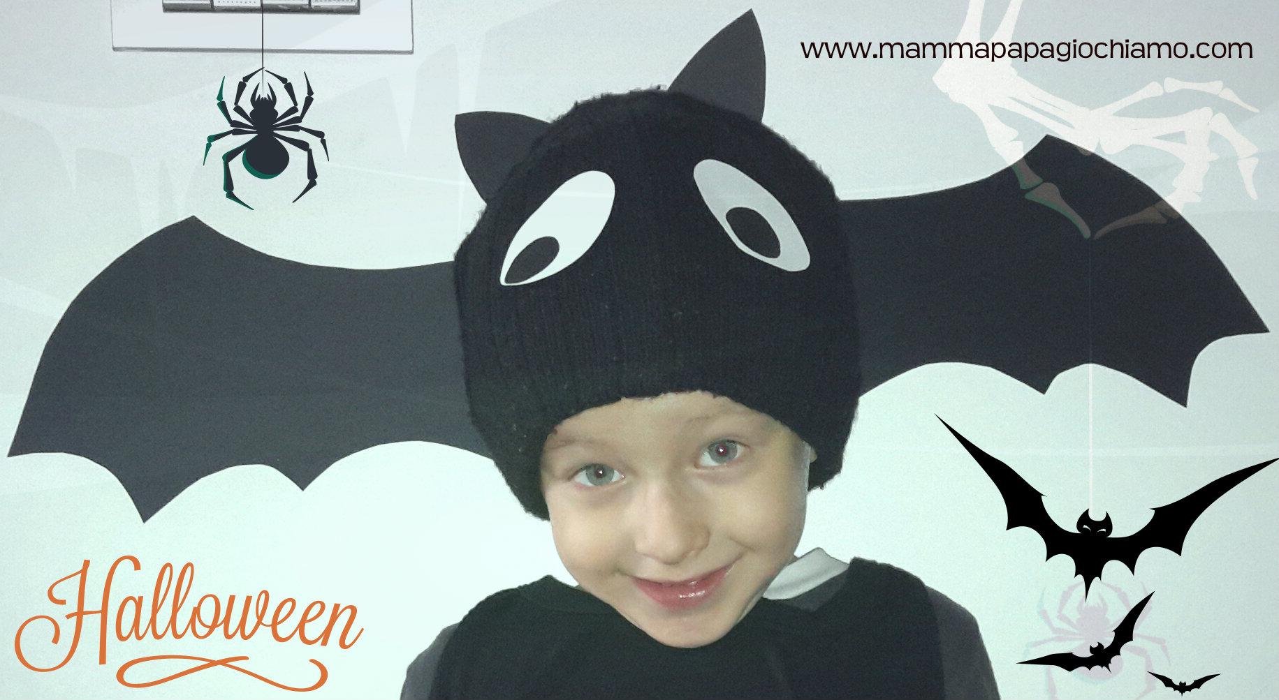 Halloween: Il nostro Cappello Pipistrello