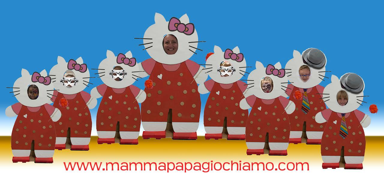 Compleanno con Hello Kitty!