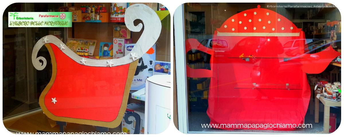 Nuovo look alla tua vetrina: una amica, una idea, un mobile, una teiera!