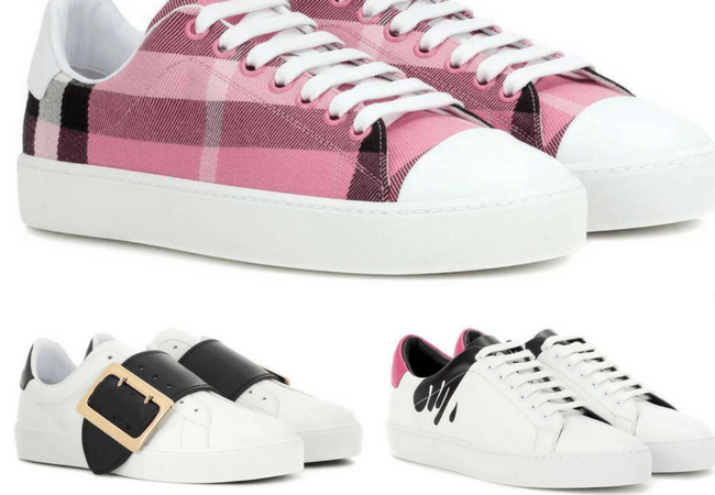 sneakers primavera estate 2017 burberry