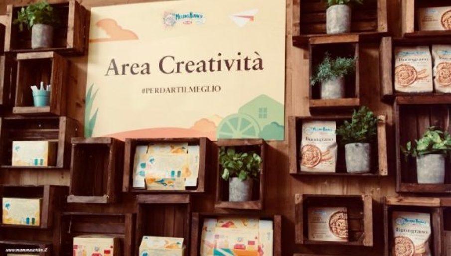Creatività dentro il Mulino