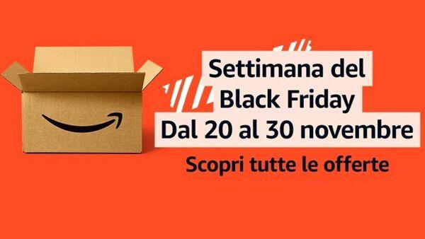 Black Friday Amazon 2020: le date e come funziona