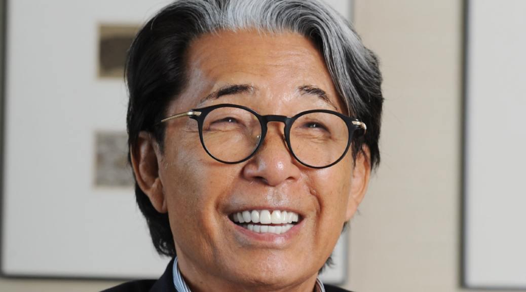 E' morto Kenzo Takada: grave lutto nel mondo della moda