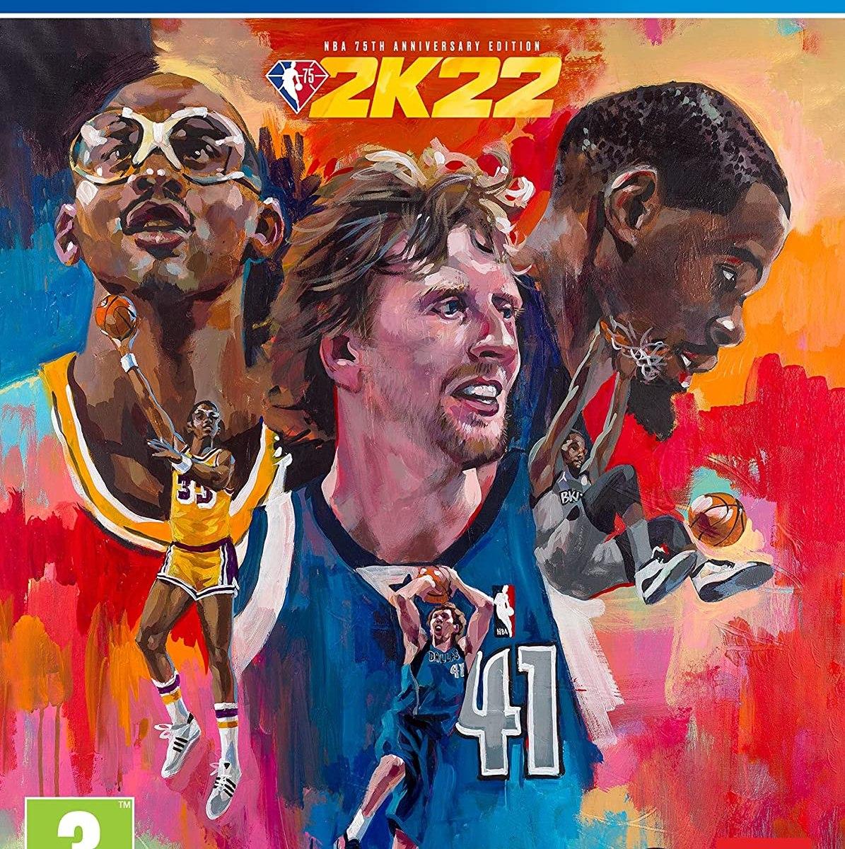 nba 2k22 basket videogioco