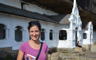 le grotte di Dambulla
