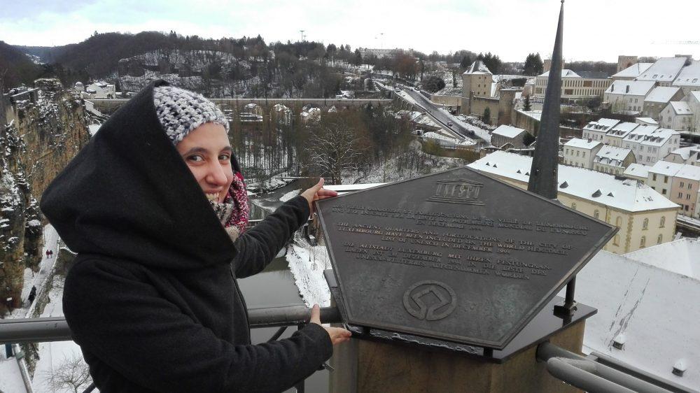 saluti da Lussemburgo