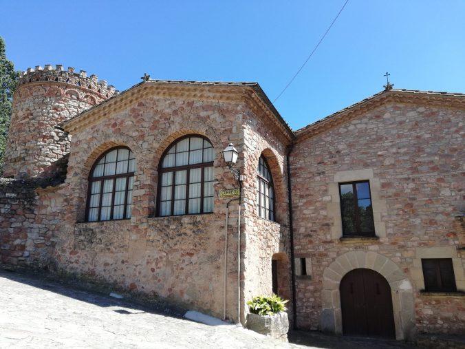 Chiesa Sant Martì a Mura in Spagna