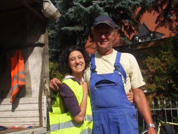 esperienza in un campo di volontariato sempre in Germania
