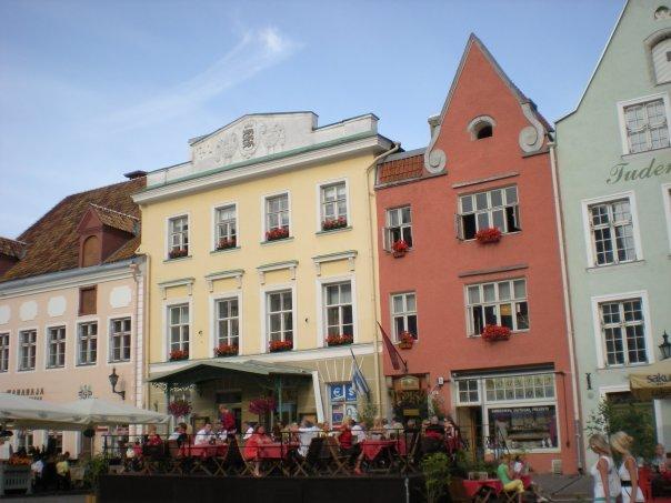 Cosa vedere in Estonia :centro storica di tallin