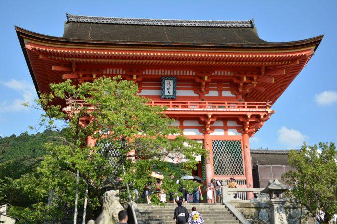 tempio : Kiyomizu-dera