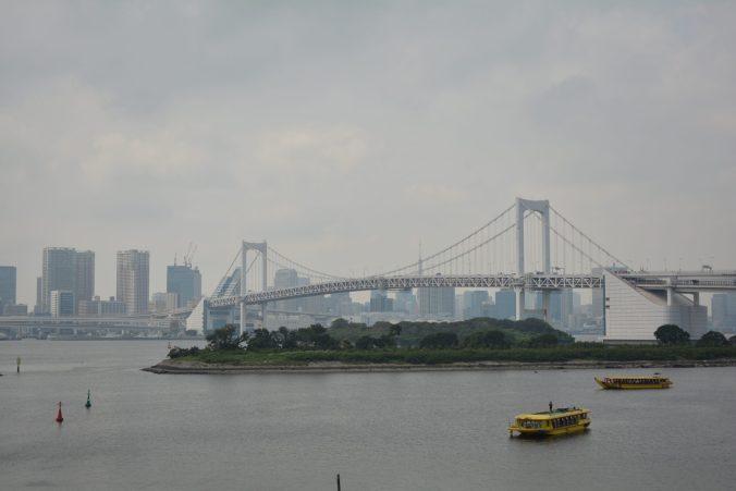 isola artificiale di Tokyo : Odaiba