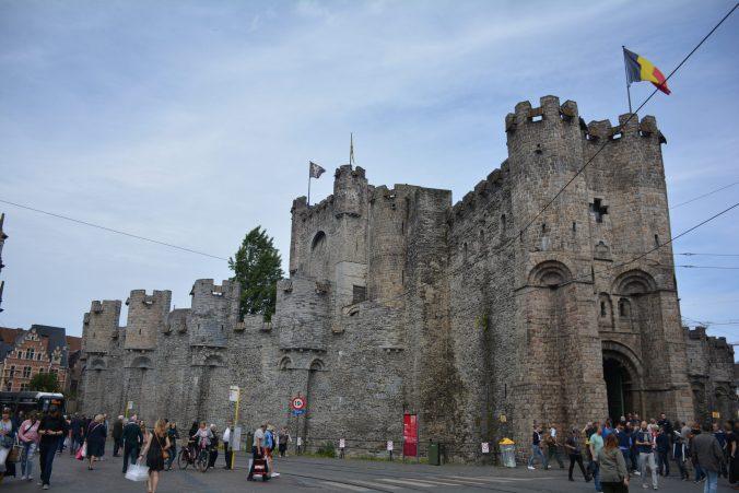 cosa vedere a Gand : il castello di Gravensteen