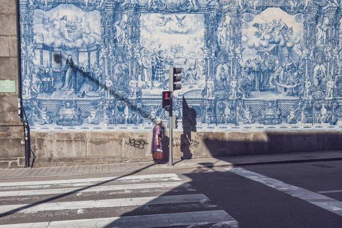 azulejos portoghesi visti in una settimana in Portogallo