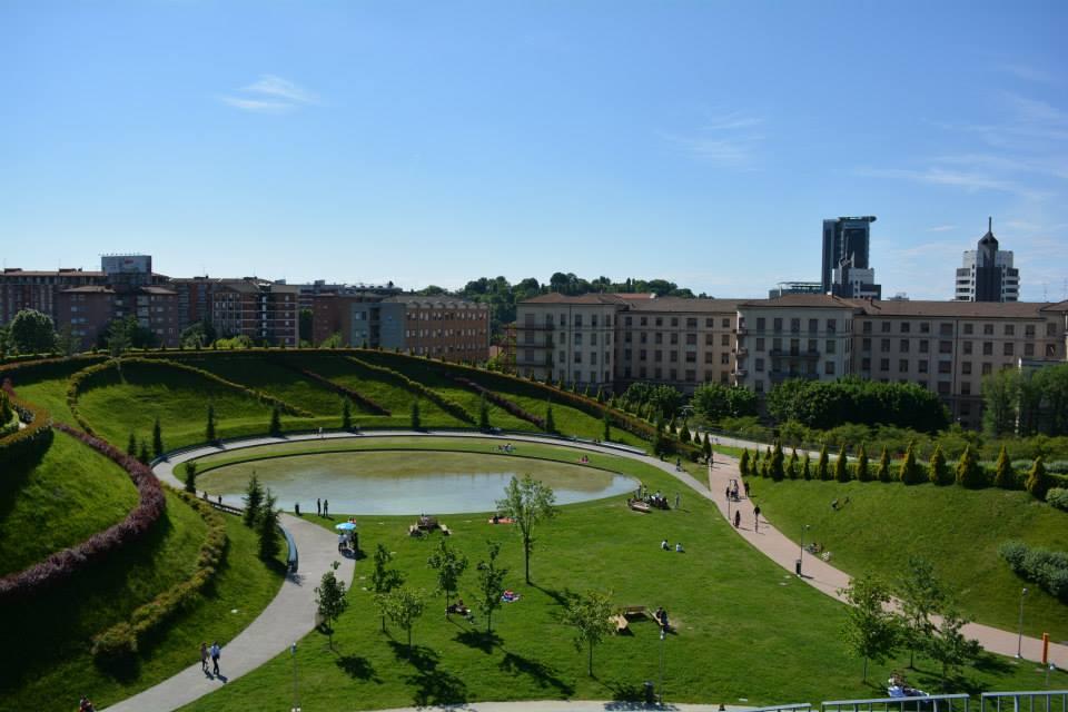 Parco industria alfa romeo a milano