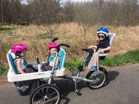 Bicicletta elettrica per il trasporto di bambini_4