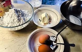 Ingredienti per ciambelle senza glutine