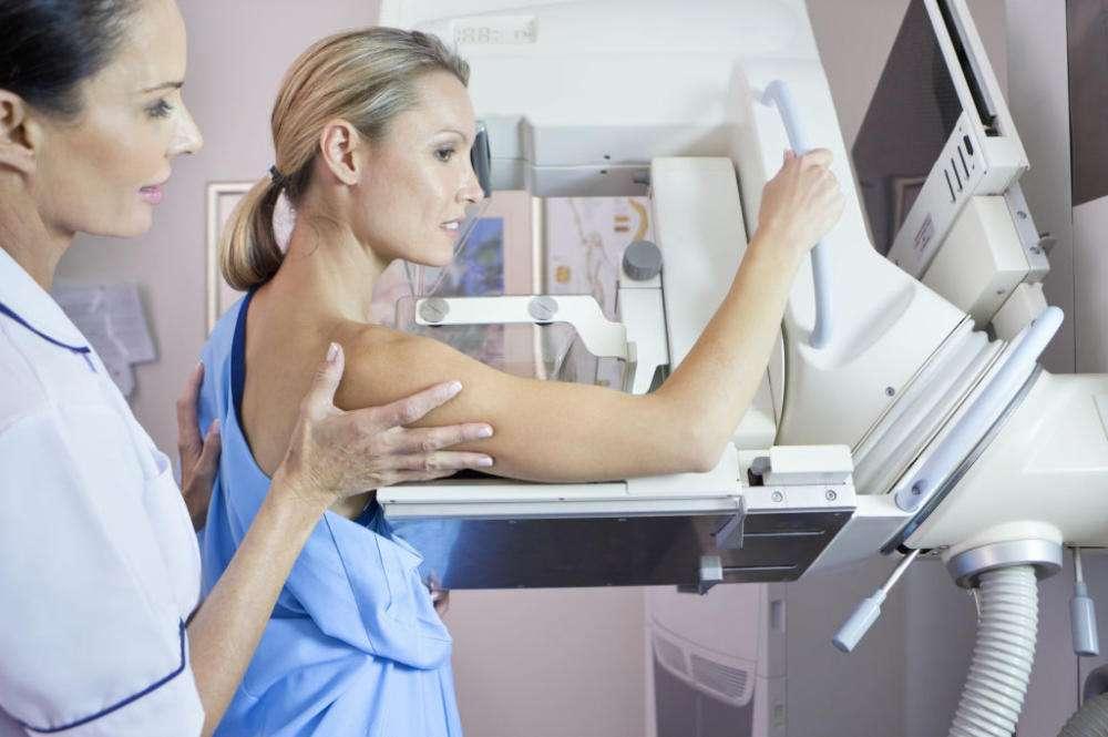 Можно ли делать маммограмму при беременности