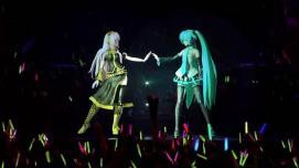 Hatsune and Friend