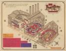 First digital 3D theme park production, 1985