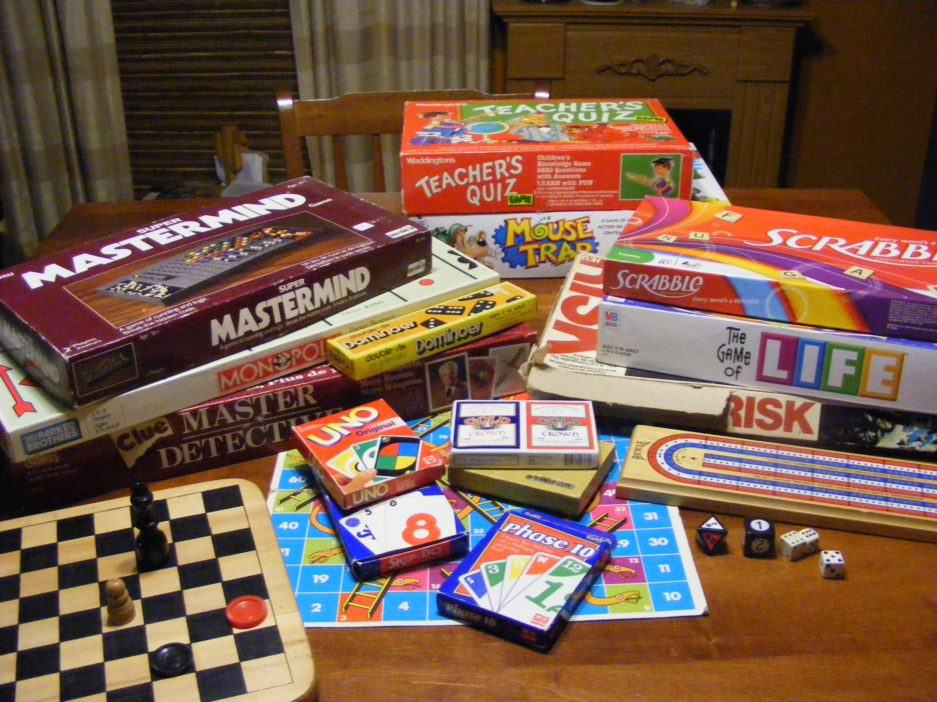 Board Games  The Heart Of Bottomsup 23 Acre