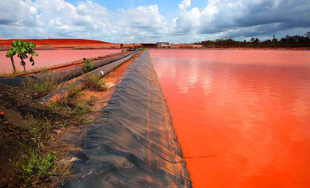 Pará: Novo relatório atesta contaminação de rios e igarapés pela Hydro Alunorte