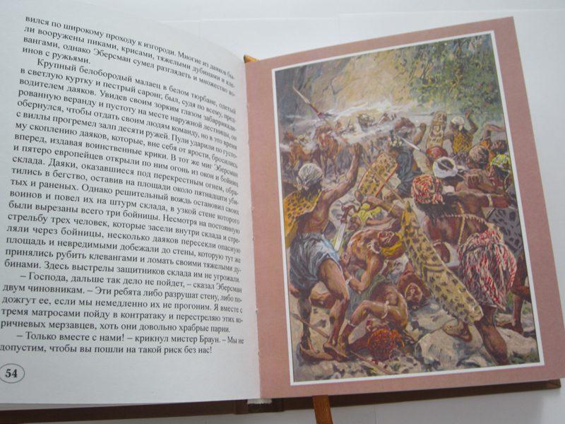 Эдингард фон Барфус «Верные друзья (В дебрях Борнео)»-1280